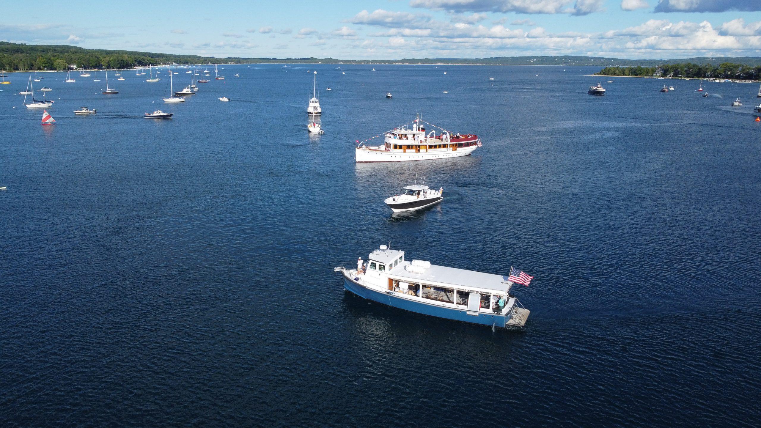 Harbor Springs Ferry