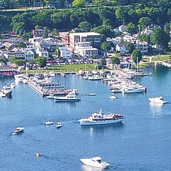 Harbor Springs Michigan Marina