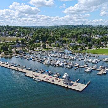 Petoskey Michigan Marina